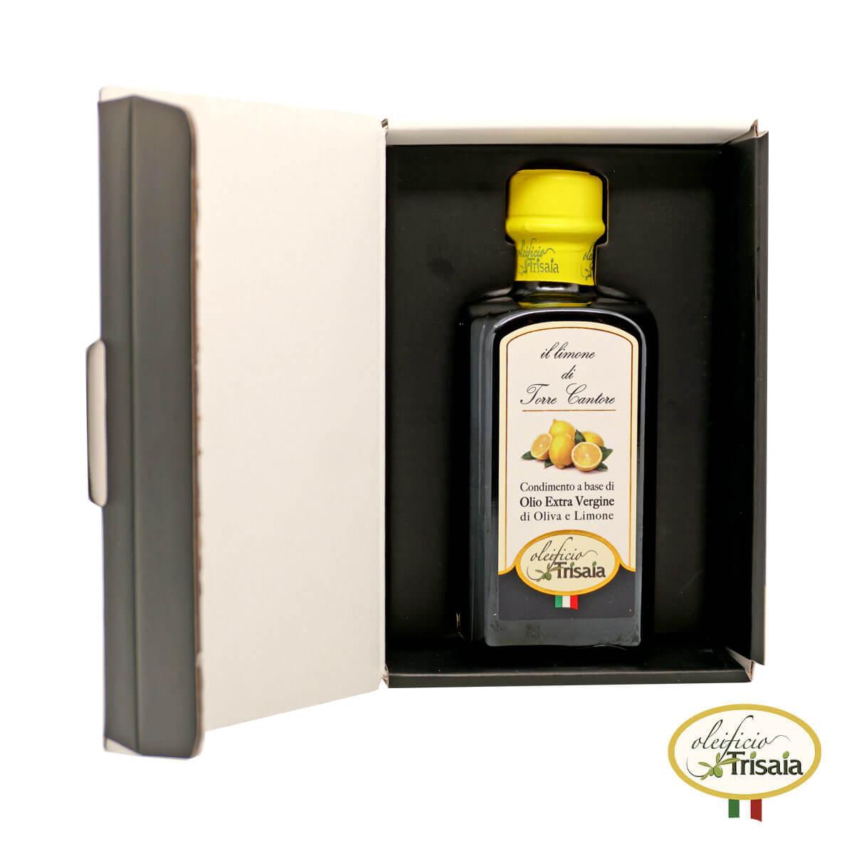 Olio EVO Extravergine di Oliva aromatizzato al rosmarino 250ml